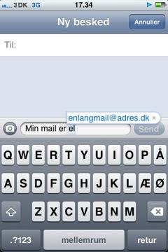 genveje i iOS 5